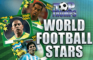 Игровой автомат Top Trumps World Football Stars играть онлайн
